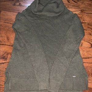 Hollister Sweater with Shoulder Slits